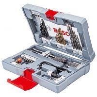 Комплект свредла и битове за винтоверт Bosch Premium X-Line /49 части/