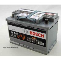 Акумулатор Bosch S5A 70 Ah - AGM технология R +, 760 EN