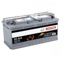 Акумулатор Bosch S5A 105 Ah - AGM технология R +, 950 EN