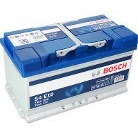Акумулатор Bosch S4E 75 Ah - EFB R +, 730 EN