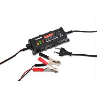 Автоматично зарядно устройство HECHT 2012, 15 W, 6/12 V, 4-60 Ah