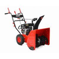 Самоходен моторен снегорин Hecht 9661 / 6,5 HP , 61 см /