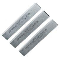 Нож резервен за ренде Stanley 50 мм 3 бр /блистер за RB 5 и RB10/