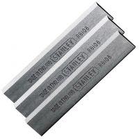Нож резервен за ренде Stanley 50 мм /3 бр., блистер за RB 5 и RB10/