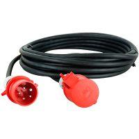 Удължаващ кабел с евробукса Master за B 15EPB, B 18EPR, B 22EPB /32 A, 400 V, 10 м./
