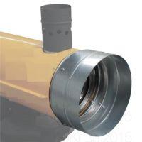Присъединител за гъвкави тръби Master /Ø 400 мм./