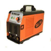 Инверторен електрожен АИГ DEL MMA 160 / 160 A , 1,6-4,0 мм /
