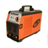Инверторен електрожен АИГ DEL MMA 200 / 200 А , 1,6-4,0 мм /