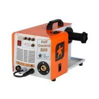 Инверторно телoподаващо АИГ DEL 350 IGBT + електрожен / 350 A , Ролка 5/15 кг /