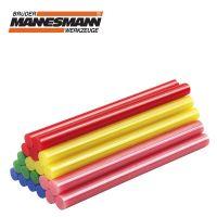 Силиконови цветни пръчки Mannesmann / 20 броя , Ø 7мм / - M 49311