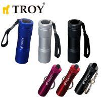 Комплект ръчни фенерчета с батерии Troy / 6 бр /
