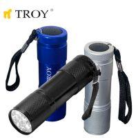 Комплект ръчни фенерчета с батерии Troy / 3 броя /