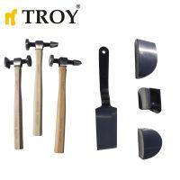 Комплект чукчета и наковалния Troy / 7 броя /