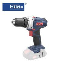 Акумулаторен винтоверт GÜDE BS 18-0 / 18 V , 30 Nm , без батерия и зарядно устройство /