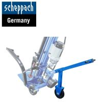 Комплект колела и рамо с ръкохватна за транспортиране на машини за цепене на дърва Scheppach