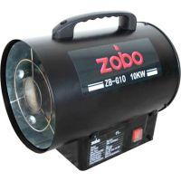 Газов калорифер Zobo ZB-G10 / 10 kW , 300 м3/час  /