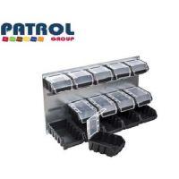 Метална стена PATROL Group + 15 контейнери /600х450х150 мм./