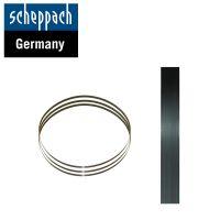 Режеща лента за банциг Scheppach BASA1 / 6 x 0.36 x 1490 mm / 24 TPI /