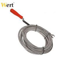 Спирала за отпушване на канали Wert / 15 м - Ø9 мм /