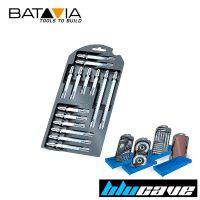 Асортимент триончета за прободен трион Batavia 7061221 BluCave /14 части/