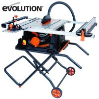 Стационарен циркуляр Evolution RAGE 5-s EU, 230 V, 1800 W, Ф 255 мм