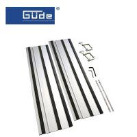 Водеща релса за ръчен циркуляр Gude TS 57 / 1400 мм /