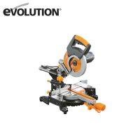 Комбиниран потапящ циркуляр за ъглово рязане EVOLUTION 030-0004a Rage 3-S Flat Pack EU /1500 W/