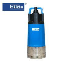 Потопяема помпа за вода GÜDE GDT 1200 I / 1200 W , 12 м /
