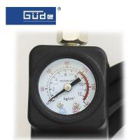 Регулатор на въздух с манометър GUDE MDM 300 / 0-12 bar , 36 мм /