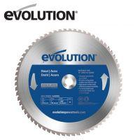 Диск за рязане на стомана EVOLUTION 66TBLADE, 355 мм, 1450 rpm