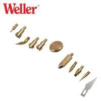 Комплект накрайници за пирограф Weller WHK30 / 12 части /