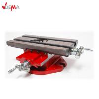 Комбинирана работна маса DEMA 18507 за фрезоване и прецизно пробиване 2-координатна /310х140 мм./