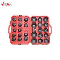 Комплект ключове за маслени филтри DEMA 40591 /30 части/