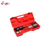 Хидравлични клещи за кербоване  DEMA 18537 /10-300mm/2/