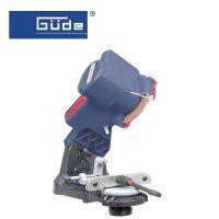 Акумулаторна машина за заточване на вериги GÜDE SKG 18-0 / 18 V , 6500 1 / мин , без батерия и зарядно устройство /