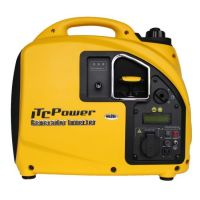 Инверторен дигитален обезшумен генератор ITC Power  GG 20i Pro / 3,2 HP , 9.5 A /