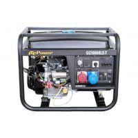 Мотогенератор трифазен / монофазен ITC Power GG 10000LE / 17 HP , 14A (380V) / 36A (220V) /