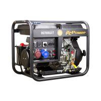 Дизелов мотогенератор трифазен / монофазен ITC Power DG 7800LE/Т / 13 HP , 14A (380V) / 28A (220V) /