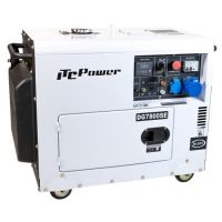 Дизелов мотогенератор ITC Power DG 7800SE/M / 13 HP , 28 A /