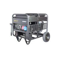 Мотогенератор трифазен / монофазен ITC Power GG 12000LE / 20 HP , 18A (380V) / 40A (220V) /