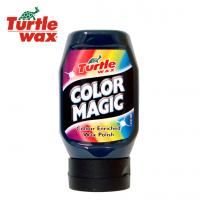 Полирпаста Turtle WAX color magic /син/