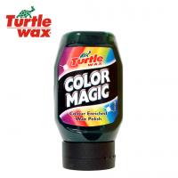 Полирпаста Turtle WAX color magic /зелен/