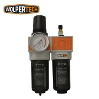 Пневматичен филтър, регулатор и омаслител WOLPERTECH / 1/4(N)PT /