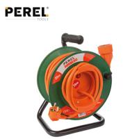 Градински разклонител с кабел Perel EGCR25N2 /25 м./