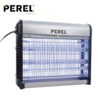 Електрически убиец на комари и други насекоми PEREL GIK08N  /2 x 10 W/