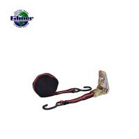 Обтяжен колан с тресчотен механизъм и куки Filmer