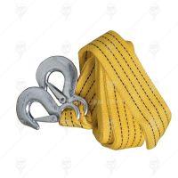 Въже за теглене Premium /колан, 2т, 3.5 м./