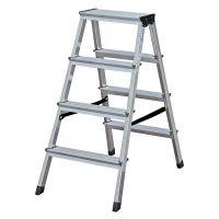 Алуминиева двустранна стълба KRAUSE DOPLO 2x4 / 0,85 м /