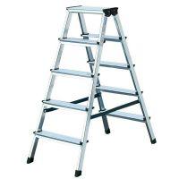 Алуминиева двустранна стълба KRAUSE DOPLO 2x5 /1,1 м /