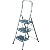 Алуминиева степ-стълба Krause Toppy XL /3 стъпала, 0,70 м./